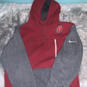 Nike Men's Razorback Hoodie